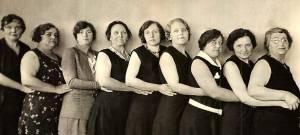 1931 Bowling team